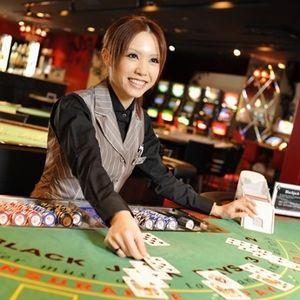 女性ディーラーロトランドカジノ–911333